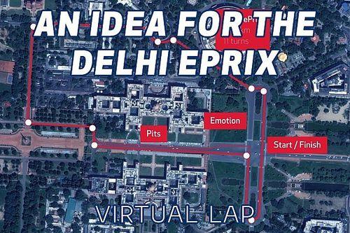 Un'autorevole proposta per il futuro Delhi ePrix