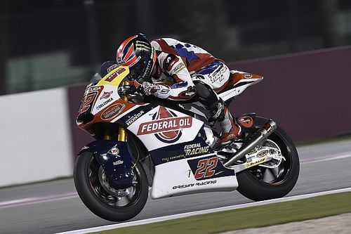 Lowes fastest in Qatar as Moto2 testing ends