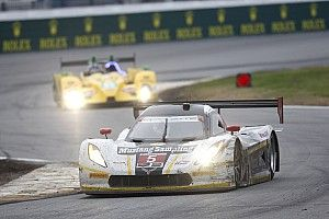 Hour 21: Daytona hopes dashed for Action Express, drama for Corvette