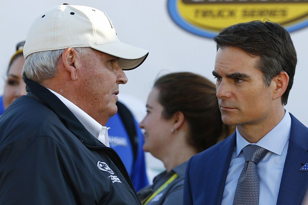 """Jeff Gordon on HMS: """"This is where my true passion lies"""""""
