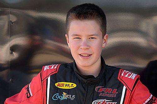 Qui est Raphaël Lessard, le jeune prodige du stock-car?