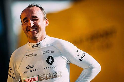 """""""Kubica mindenkinek megtanítja, mi az a kitartás"""""""