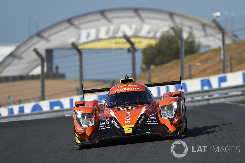 Alex Lynn en pole pour ses débuts au Mans