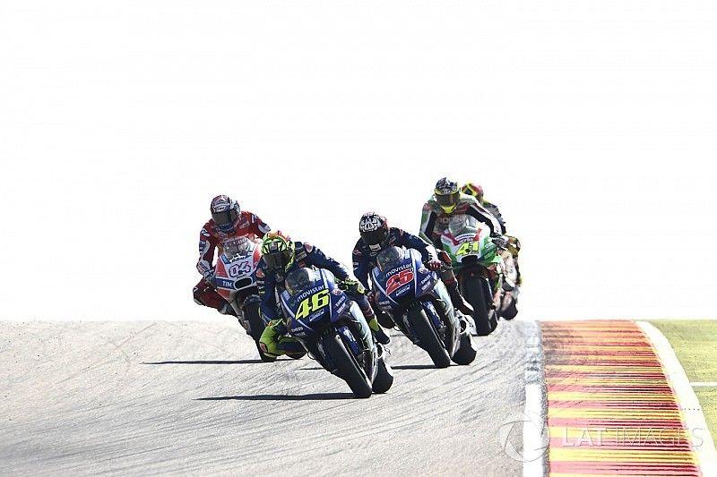 Yamaha pedirá a Rossi que no estorbe a Viñales