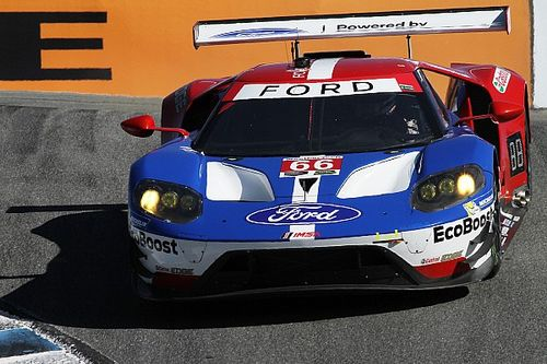 Laguna Seca IMSA: Cadillac and Ford back on top in FP3