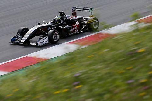 F3 Red Bull Ring: Eriksson houdt Norris achter zich in tweede race