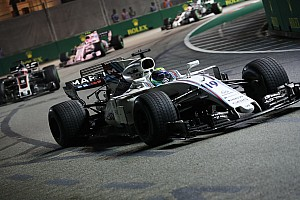 Formula 1 Special feature Massa column: Vettel too forceful in Singapore GP start