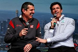 Formel 1 News Grosjean/Hamilton: F1-Wortgefecht zwischen Haas und Mercedes