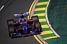 Квят: Toro Rosso может бороться с Williams