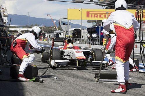 """Merhi: """"Lo de los neumáticos en F2 no tiene sentido"""""""