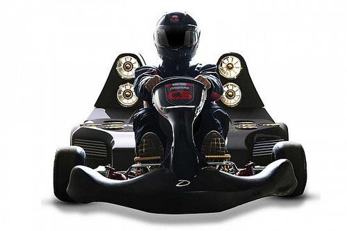 """Daymak C5 Blast, le kart électrique """"le plus rapide au monde"""""""