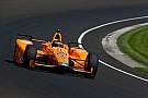IndyCar Alonso rendkívül boldog az utolsó edzéssel