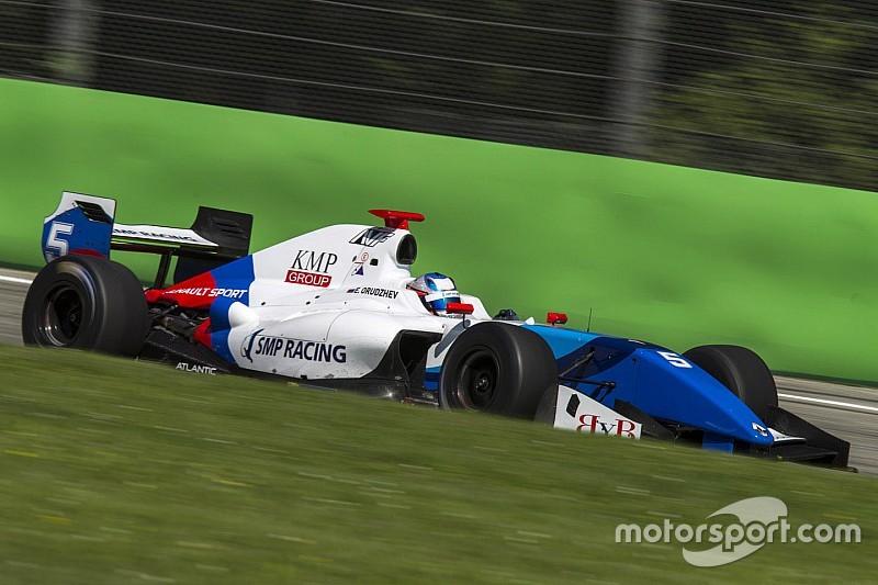 Jerez F3.5: Orudzhev grabs his first pole of 2017