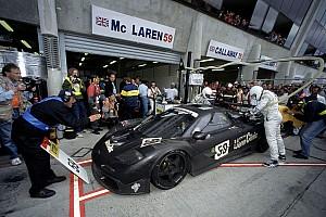Le Mans Ultime notizie McLaren: interessa il ritorno a Le Mans con il cambio delle regole