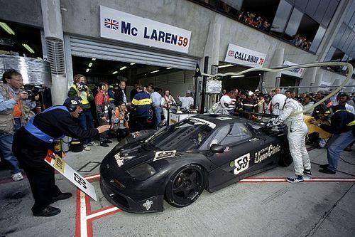 В McLaren нацелились вернуться в Ле-Ман, если правила LMP1 пересмотрят
