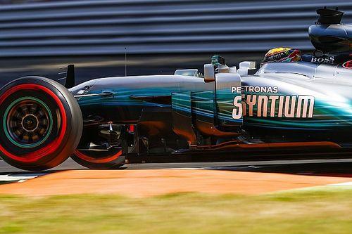 Heißer Hintern, kleiner Patzer: Hamiltons F1-Training in Monza