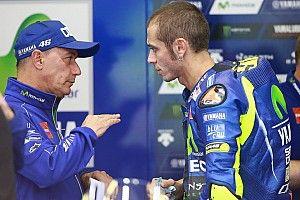 """Rossi: """"Cadalora era concentrato sulla moto. Gavira, invece, sulla mia guida"""""""