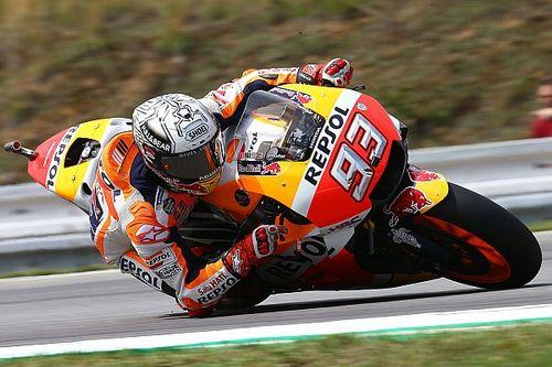 MotoGP 2017 in Brno: Marquez vor Rossi auf Pole-Position