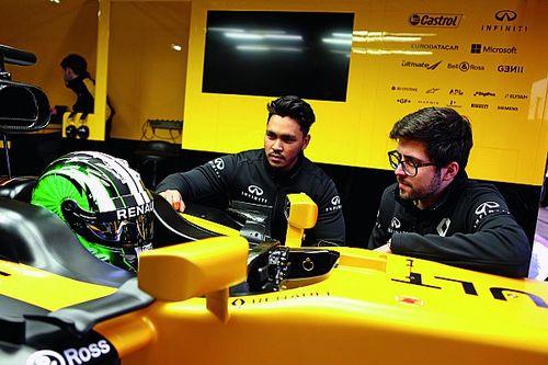 Infiniti объявила о новом наборе в инженерную академию Формулы 1