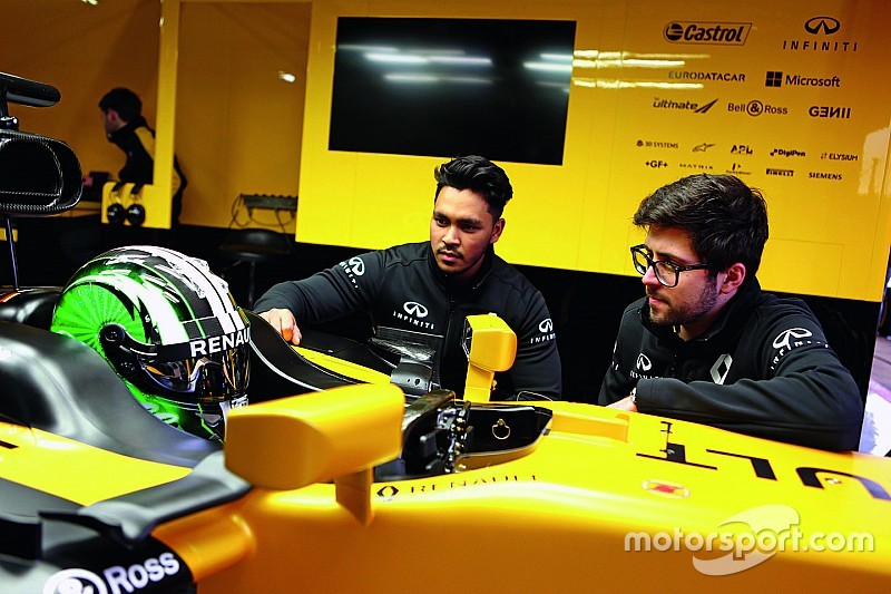 Infiniti Engineering Academy finals to be held at F1 GPs
