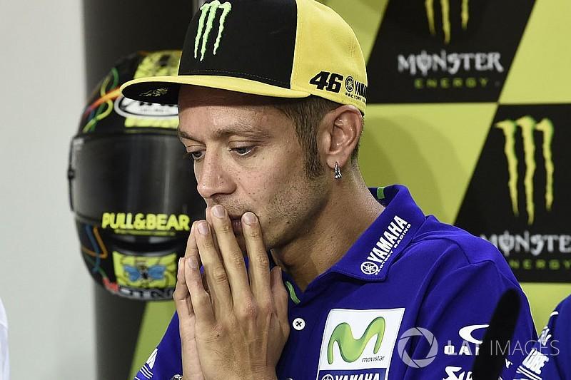"""Graziano Rossi: """"Vale aveva male alla gamba, ma proverà a girare domani"""""""