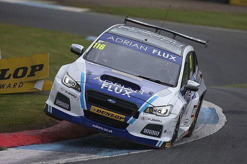 Knockhill BTCC: Sutton wins Race 2 as Subaru dominates