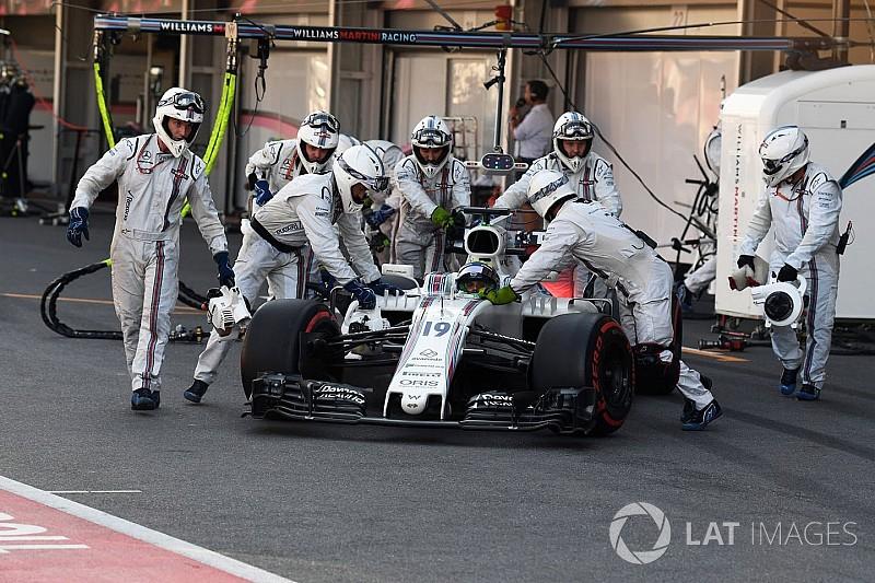 Damper failure cost Massa Baku win, reckons Lowe