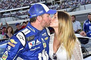 Dale Earnhardt Jr. and wife Amy expecting first child