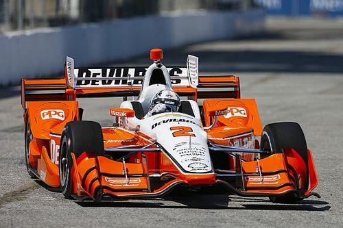 Toronto IndyCar: Newgarden tops raceday warm-up