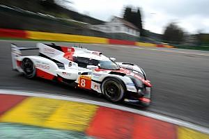 WEC Отчет о гонке Toyota и G-Drive выиграли «6 часов Cпа»
