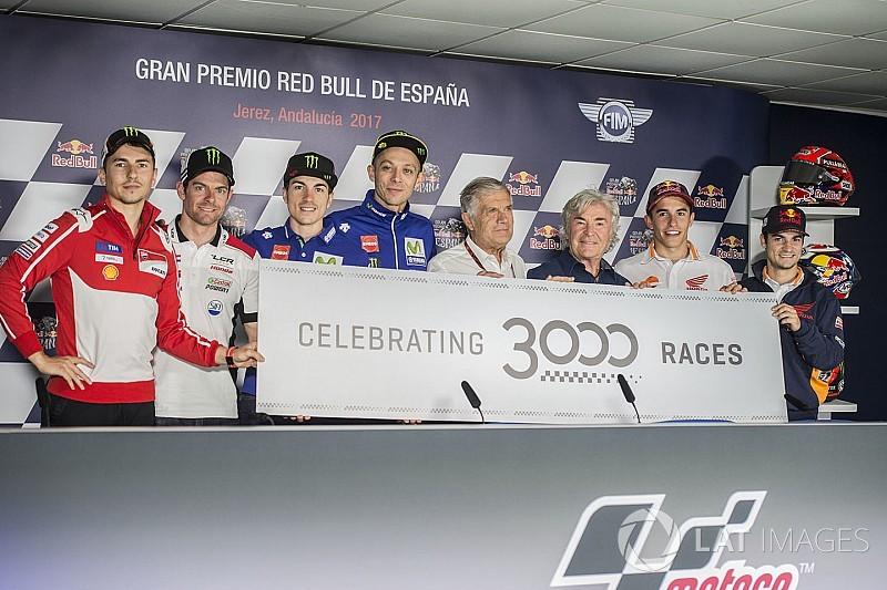 Jerez bersiap rayakan balap Grand Prix ke-3.000