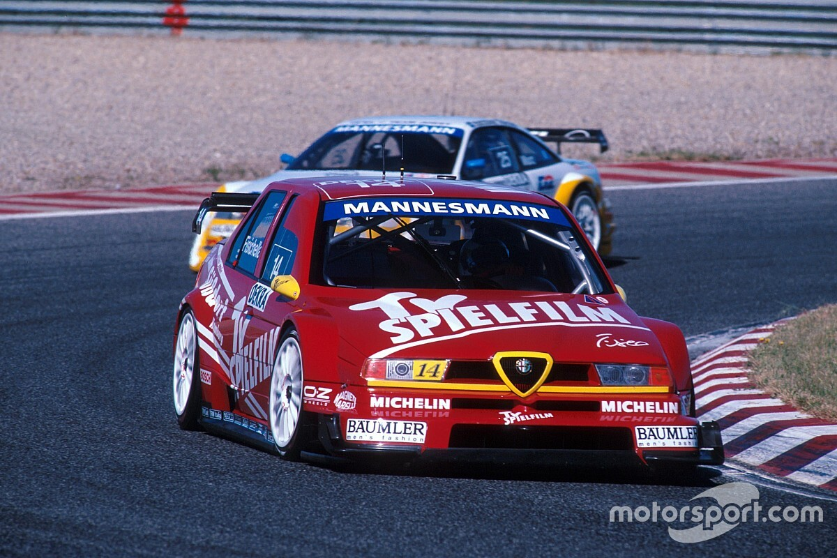 "DTM made the ""same mistakes"" as ITC - 1996 champion Reuter"