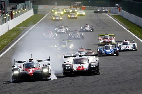 WEC reveals 37-car entry list for Spa opener
