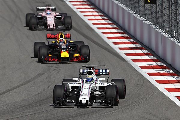 Formule 1 Chronique Massa - Une crevaison qui coûte cher à Sotchi