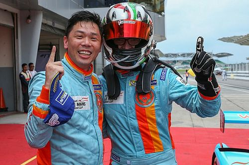 WIN Motorsport back on top in Asian Le Mans Sprint Cup!