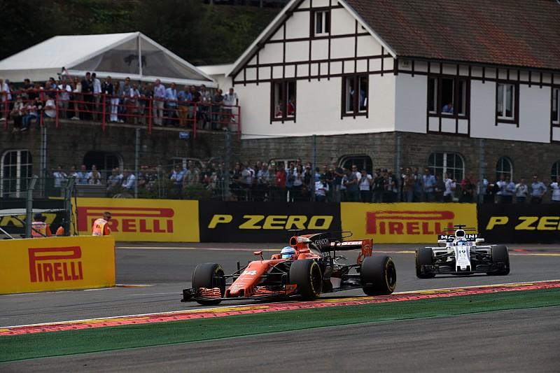 F1, Spa ile üç yıllık yeni anlaşmayı resmen açıkladı