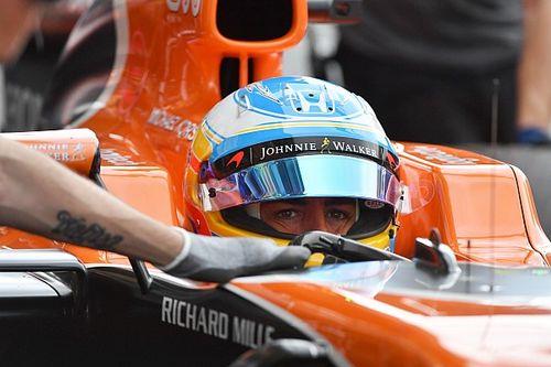 """Alonso dice que su """"valor de mercado nunca estuvo tan alto"""""""