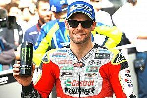 【MotoGP】「ミスがなければポールが獲れた!」悔しがるクラッチロー