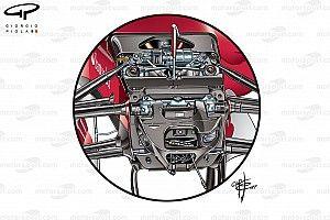 Las importantes mejoras que ha llevado Ferrari a Bahrein