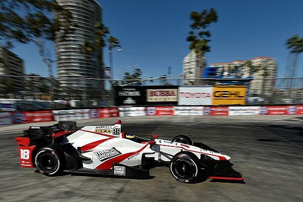 IndyCar Bourdais deuxième après