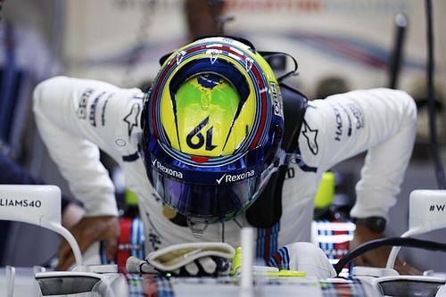 """Massa, 14º, reconhece atuação discreta: """"Deu tudo errado"""""""