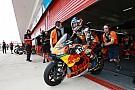 Moto2 Binder opéré avec succès à Barcelone
