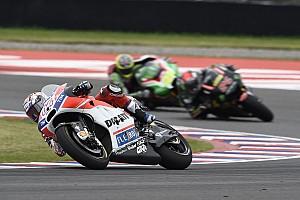 MotoGP Важливі новини Довіціозо: Треба вже зараз думати про майбутнє