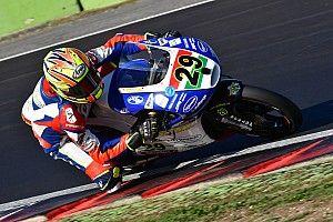 Vallelunga laurea Nicholas Spinelli Campione Italiano della Moto3