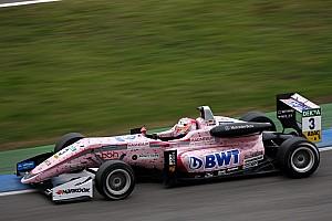 F3 Europe Race report Hockenheim F3: Gunther ends 2017 season with win