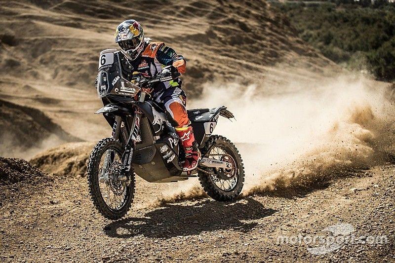 """KTM met nieuwe motor in Dakar 2018: """"Niets aan toeval overgelaten"""""""