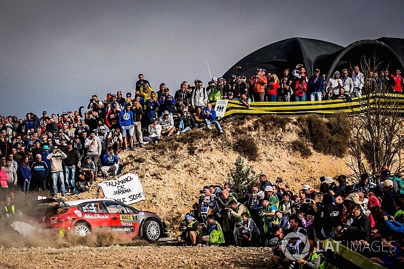 Meeke gana en Catalunya y Ogier se acerca el título