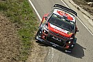 WRC Catalunya WRC: Meeke extends lead, Neuville retires