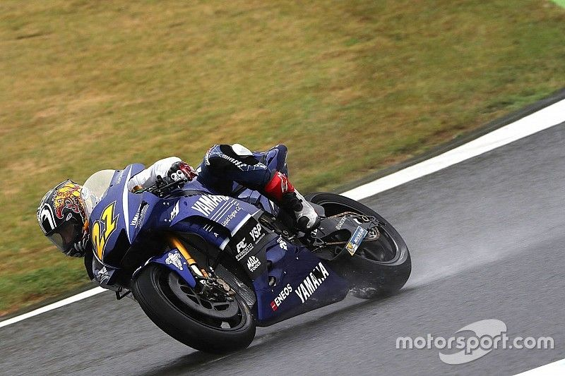 """Rossi: Yamaha """"better late than never"""" with Euro test team"""