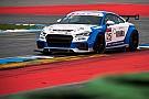 Turismo Mikel Azcona cierra con victoria la Audi Sport TT Cup